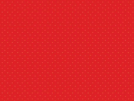 Triangular pattern · Red