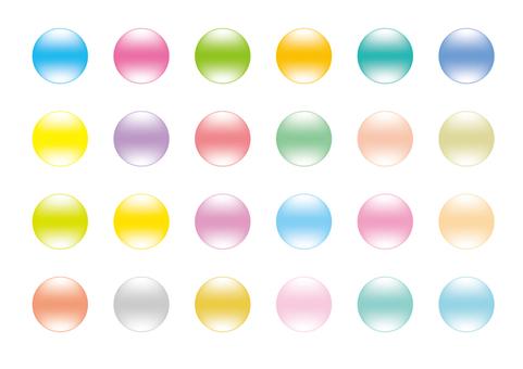 Lens _ circle _ each color