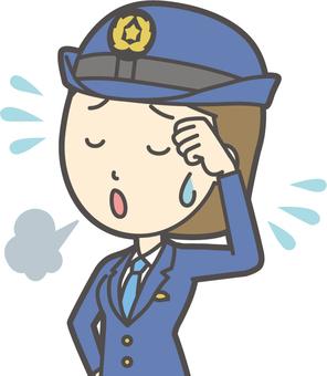 Policewoman-339-bust