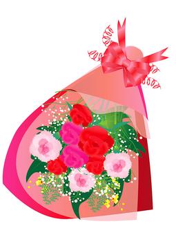 Carnation bouquet 2