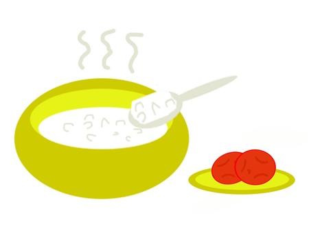 米粥和米粥