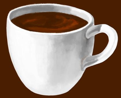커피 블랙