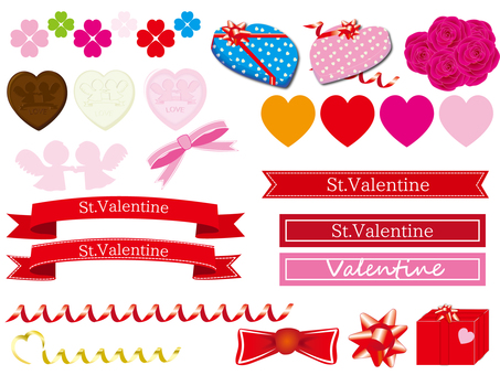 Valentine's Day set 001
