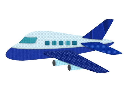 Airplane 4 (pasted picture)