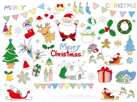 圣诞节材料集(版本10)
