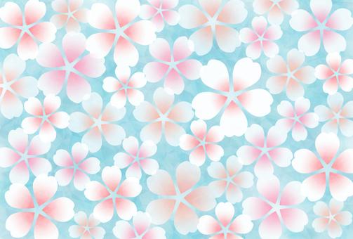 Full bloom cherry blossom wallpaper