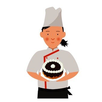 Confectionery craftsman 1