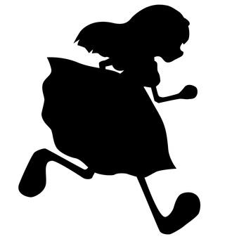 Silhouette Alice