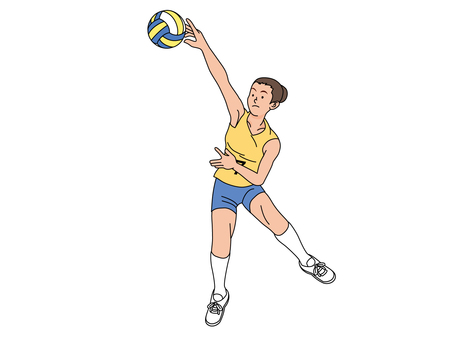 Women's Volleyball 2