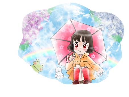 It is likely rain will soon