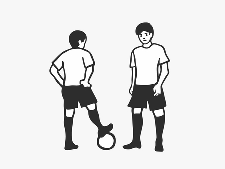 Soccer play 02