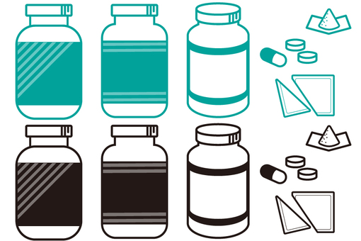 보조제, 약물