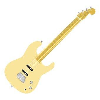 Bass guitar 7