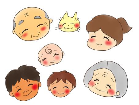 Nico Nico family