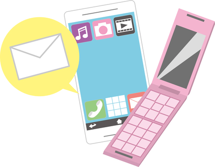 Mobile phone (email)