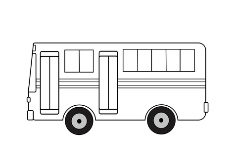 Bus_line drawing