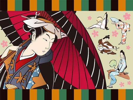 Ukiyo-e artist VOL.10