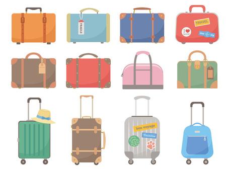 各种旅行包