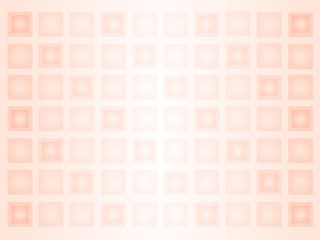 方形漸變(橙色)