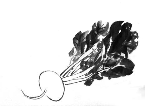 검정 잉크