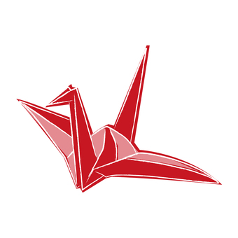 Cranes (red)