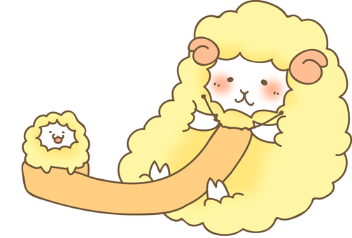 Amiami Sheep (without letters)