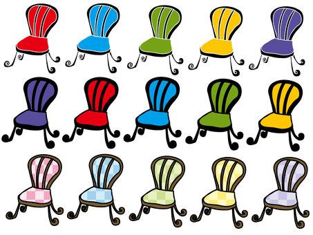 古色古香的椅子