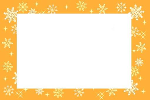Snow frame orange