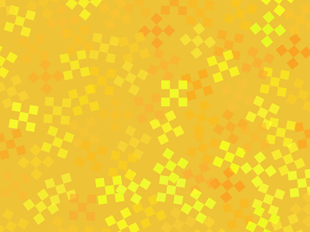 Gold and paper city pineapple background