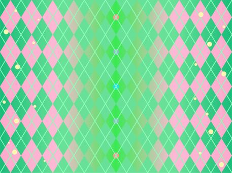 Argyle checkered background