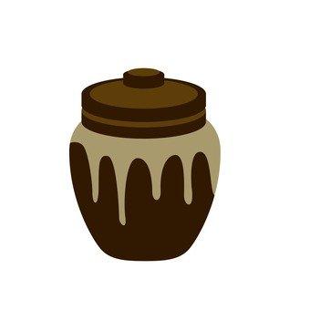 Umeboshi vase