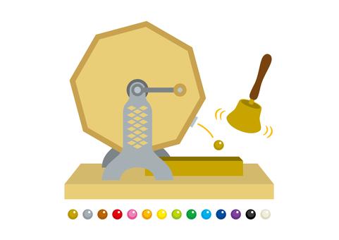 Rattler drawing machine