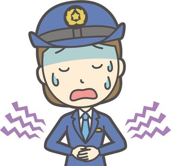 Policewoman-342-bust