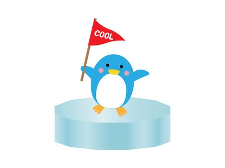 Illustration of penguin