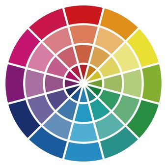 Color circle (division)