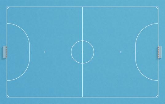 Futsal court 10