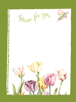 Memo paper 5 - tulip