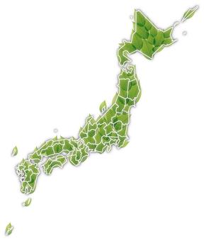 숲의 나라 일본