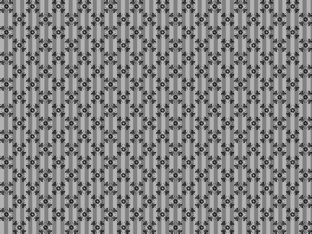 Black and White Wallpaper (Classic Pattern)
