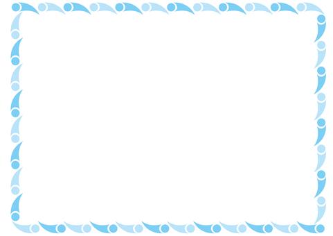Frame - Shoulam - Blue