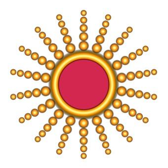 태양의 간판