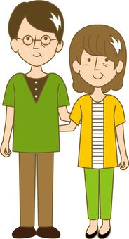 Couples ~ Type C ~