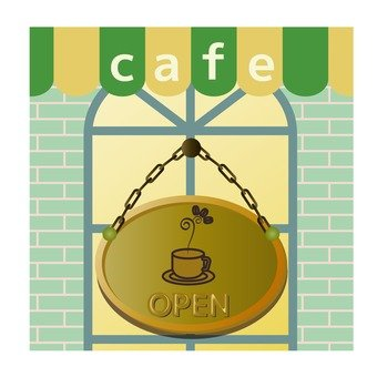 OPEN・cafe