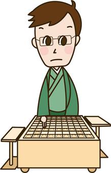 Shogi-denouncing Shogi (Shogi 3)