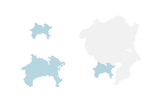 Dot map Kanagawa 2