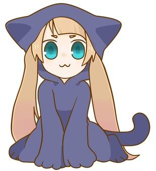 Cat's costume