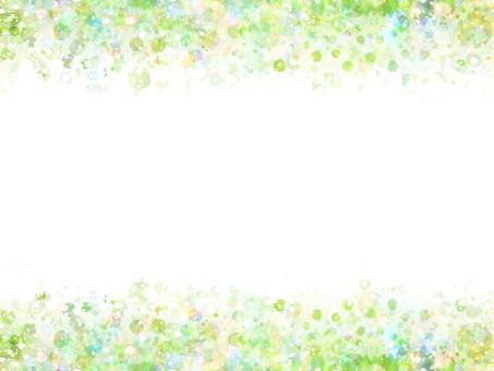 도트 프레임 13 (녹색)