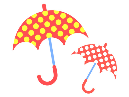 48. Umbrella illustration 2