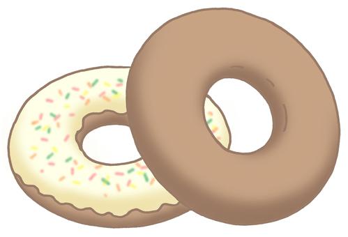 Donut. 4