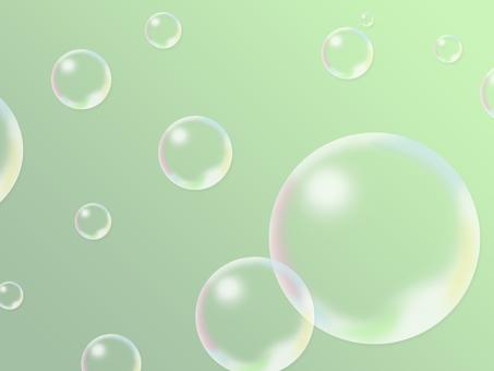 Soap bubble Forest